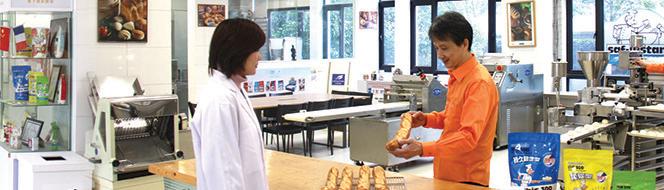 lesaffre baking center article